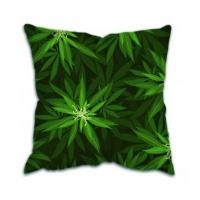 China Cushion Home Textile Products Plain Natural Linen Cushion Cover on sale