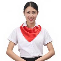 China Solid Color Polyester Scarves wholesale