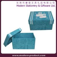 China 2012 high quality cute baby gift box case wholesale