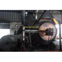 China Lead acid battery recycling machines Lead Rotary furnace wholesale