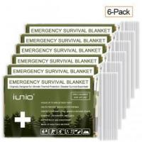 China Space Blanket Survival Gear Emergency on sale