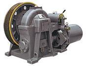 Complete Set of Reduction Gear