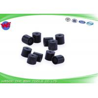 Black EDM Rubber Seals E039 For EDM Drilling Machines 9 x 9mm