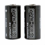 China Tac-Com Lithium Battery 2-Pack (CR123A) wholesale