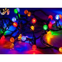 China Christmas Lights Rubber String Light wholesale