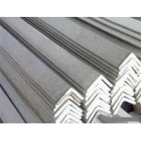 China Angle steel A36 SS400 construction hot rolled iron price mild carbon steel angle steel bar on sale