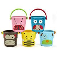 China Skip Hop Zoo Stack and Pour Buckets, Rinse Cups, Multi wholesale