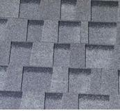 China Asphalt Shingle Laminated Asphalt Shingle Yunshi Grey on sale