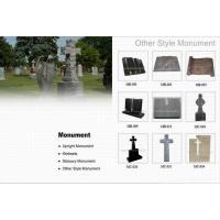 MU-216 Celtic cross tombstones