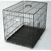 Pet Product Folding Double door dog cage