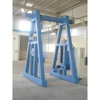 take-up stand