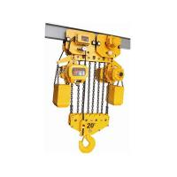 Traveling 20T high quality light and small chain electric hoist HHBB20-08S