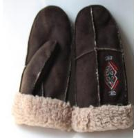 China Suede Productions Buy Full Fingered Suede Gloves Offer You Much Warm wholesale