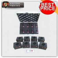 China display shells fireworks 8 cue stage wireless remote control fireworks wholesale