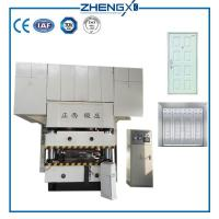 China 3600T Hot Sale Steel Door Embossing Hydraulic Press Machine wholesale