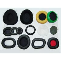 Sewn leather earpad\Leather caps