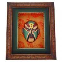 Shadow Box with Peiking Opera Face Manufactures